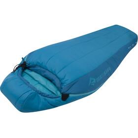 Sea to Summit Venture VtI Sleeping Bag Long Women, carribean/aegean